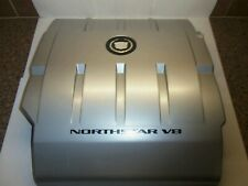 2005 CADILLAC DEVILLE TOP INTAKE ENGINE COVER NORTHSTAR V8 SNAP IN PLACE DESIGN