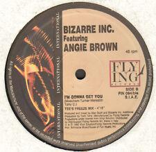 BIZARRE INC. - I'm Gonna Get You - Flying International