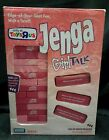 Jenga Girl Talk Toys R Us Edition Parker Brothers Pink Game Blocks w/ Questions
