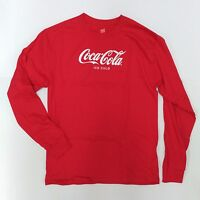 "Coca-Cola ""Ice Cold"" Long Sleeve T-Shirt - BRAND NEW"