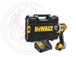 "Dewalt DCF901P1 12V XR Brushless 1/2"" Drive Impact Wrench 1 X 5AH Battery"