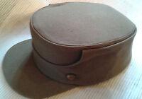 """Casquette ancienne modèle """"FELDMÜTZE"""" - Chapeau orginal - cap vintage"""