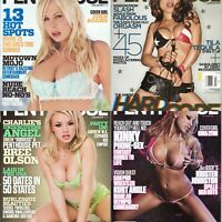 Any 2 Penthouse Magazines for $19 ~ 2005-2012 most NEAR MINT++ LOTS TO CHOOSE
