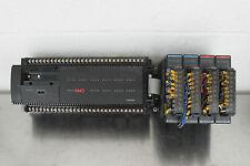 TOSHIBA M40 EX10-M40AR5 PROGRAMMABLE CONTROLLER w/ IN51 DI31 RO62 DO31 MODULES