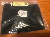 Longaberger Khaki Stripe Mail and Bill Basket Liner 23688
