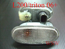 Mitsubishi CC CE1 CE2 Lancer Mirage Triton MK L200 pickup Clear Side Indicators