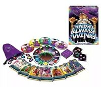 SEALED The Wizard Always Wins Game Changing Roles & Fates Strategy 2-5 Players