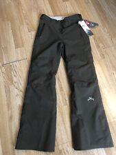 Powderhorn Teton Superior Pantalon De Ski Pantalon calme marron/kaki taille S