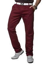 OFERTA pantalon , W38 L32 rojo - máxima calidad