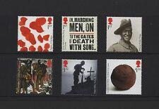 GB 2015 FIRST WORLD WAR 1915 STAMP SET