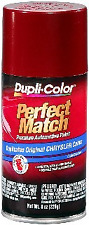 DUPLI-COLOR CHRYSLER CLARET RED (M) (PM4/GM4) AEROSOL SPRAY PAINT(8 OZ.) BCC0365