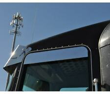 "Kenworth. Pair of 5"" Stainless Chop Top Trims Window Trim-Daylight Door"