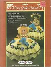 Crochet PATTERN Booklet Mary Quite Contrary