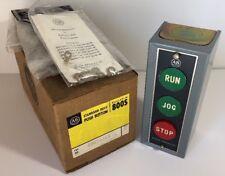 NOS ALLEN BRADLEY 800S-3SX Series M Push Button Station 800s3sx