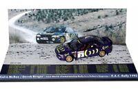 TROFEU AME03 SUBARU IMPREZA model rally car set Colin McRae RAC Rally 1993 1:43
