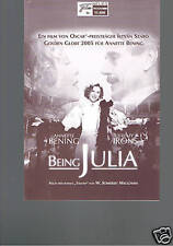 NFP Nr. 11406  Being Julia (Annette Bening)