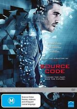 Source Code - DVD LIKE NEW FREE POSTAGE AUSTRALIA REGION 4