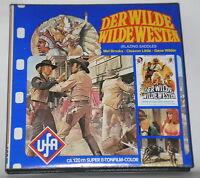Der Wilde Wilde Westen 120m Super 8 Tonfilm Color m. Mel Brooks, Gene Wilder