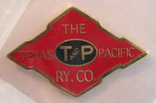 TEXAS and PACIFIC RY CO Railroad PIN (E) T and P