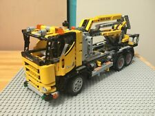 LEGO Technic Cherry Picker (8292) unboxed Working Battery Box and Motor