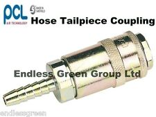 PCL Quick Release Coupler 1/4 hose - air compressor airline tail coupling    839