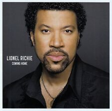 LIONEL RICHIE : COMING HOME / CD
