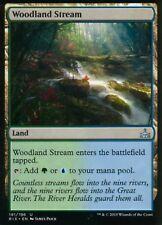 4x Woodland Stream | Presque comme neuf/M | RIVALS OF ixalan | magic mtg