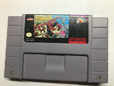 Spiderman X-Men Arcade's Revenge Authentic Super Nintendo Snes game