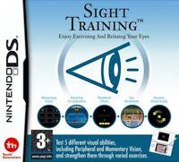 Nintendo DS Spiel - Augen Training / Sight Training DE/EN mit OVP