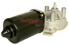 Wischermotor für Scheibenreinigung Vorderachse METZGER 2190507