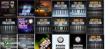Roland Integra 7 Sound Expansion Libraries 18 Total