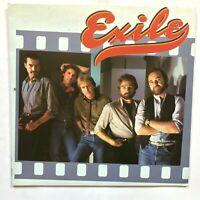 EXILE - Exile - 1983 Vinyl LP Album /  Epic – EPC 25809