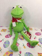 Vguc-18� Disney Jim Henson Muppets Kermit The Frog Plush Doll