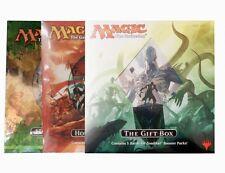 HOLIDAY GIFT BOX SET-Theros + Genghis of Tarkir + Battle for Zendikar Magic MTG