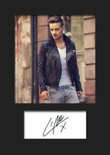 LIAM PAYNE (One Direction) #1 Signed A5 Mounted Photo Print - FREE DELIVERY