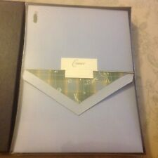 Crane & Co Hand Engraved GOLF, GOLF BAG Cards Box Of 25 w/ 25 Lined Envelopes