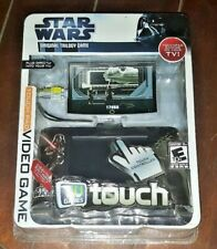 Brand New Star Wars Original Trilogy Game Touch Pad Video Game!
