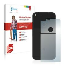 3x Vikuiti Screen Protector DQCT130 from 3M for Google Pixel XL (Back)
