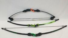 Youth Compound and Recurve Bow Lot (3)