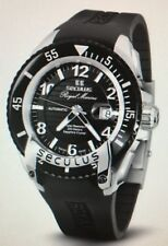 SECULUS MEN'S ROYAL MARINE AUTOMATIC WATCH // 3441.7.2824_SIL_SS_B