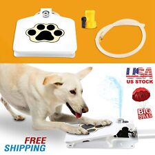"""Trouble-Free Dog Cat Pet Drinking Doggie Activated Water Fountain with 41"""" Hose"""