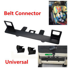 Seat Belt Interfaces Guide Bracket For Child Safety Latch ISO FIX Belt Connector