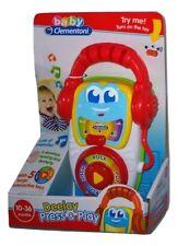 CLEMENTONI Mehrfarbiger Sound DJ Baby musikalisches Spielzeug