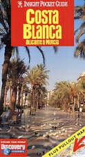 Costa Blanca Insight Pocket Guide: Alicante and Murcia  Very Good Book