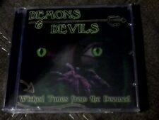 Halloween CD DEMONS & DEVILS (2001)