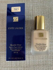 Estee Lauder Double Wear Stay In Place Make Up 2W1 Dawn 30ml Full Size