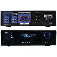 Pyle PT390BTU 4-Channel Digital Home Theater Receiver