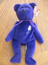 1997 Princess Diana Ty Beanie Baby Retired Near Mint Condition