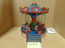 Lemax Village Collection The Giant Swing Ride 44765 As-Is 5107