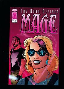 Mage #9, 1998, Image Comics USA, Zustand (0-1)